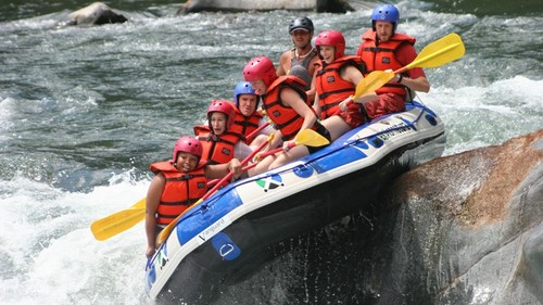 Pacuare River Rafting Tours