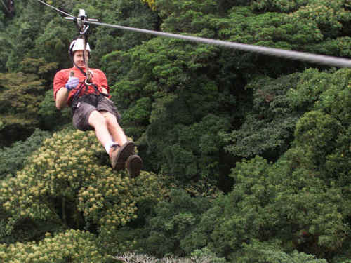 Canopy Tour San Lorenzo & Canopy Tour u2014 CreoTravel Costa Rica